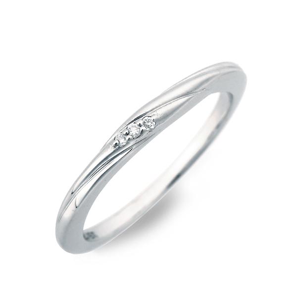 LOVERS SCENE シルバー リング 指輪 婚約指輪 結婚指輪 エンゲージリング ダイヤモンド 彼女 レディース 女性 誕生日プレゼント 記念日 ギフトラッピング ラバーズシーン 送料無料 母の日 2020