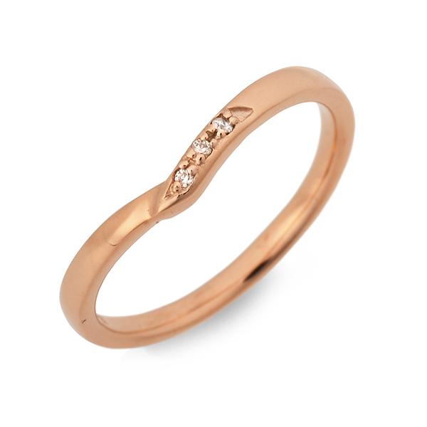 LOVERS SCENE ピンクゴールド リング 指輪 婚約指輪 結婚指輪 エンゲージリング ダイヤモンド 20代 30代 彼女 レディース 女性 誕生日プレゼント 記念日 ギフト ラッピング ラバーズシーン 送料無料 母の日 花以外