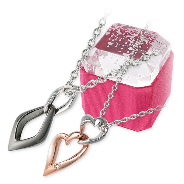 【ランキング受賞】VA Vendome Aoyama ペアネックレス カップル 人気 誕生日 ダイヤモンド誕生日プレゼント ギフトラッピング ブランド