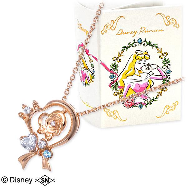 【店内全品ポイント10倍】 Disney Disney シルバー ネックレス ハート 20代 30代 彼女 レディース 女性 誕生日プレゼント 記念日 ギフトラッピング ディズニー Disneyzone 送料無料 母の日