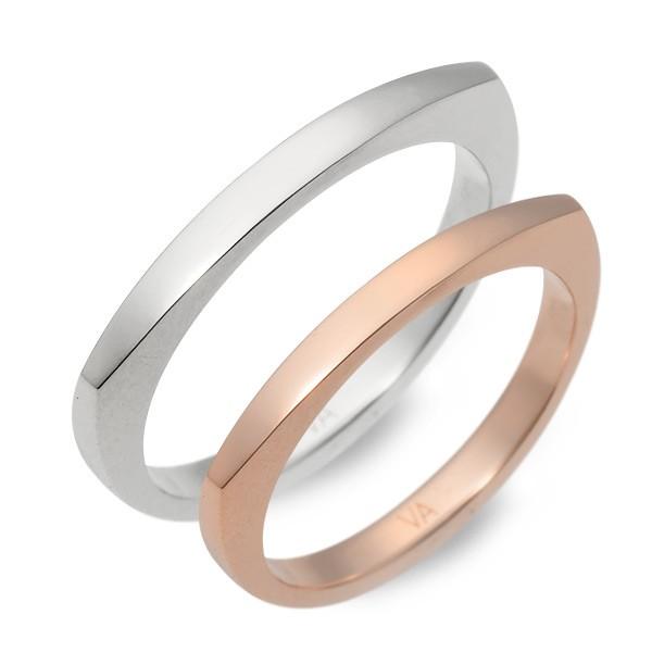 送料無料 L.A.H. Vendome Aoyama シルバー ペアリング 婚約指輪 結婚指輪 エンゲージリング 20代 30代 彼女 彼氏 レディース メンズ カップル ペア 誕生日プレゼント 記念日 ギフトラッピング エル・エー・エイチ・ヴァンドームアオヤマ