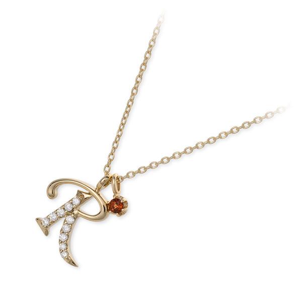 Sweet 10 Diamond ゴールド ネックレス ダイヤモンド 誕生石 彼女 レディース 女性 誕生日プレゼント 記念日 ギフトラッピング