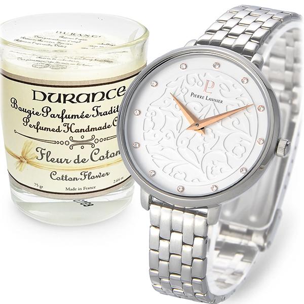Pierre Lannier 時計 20代 30代 彼女 レディース 女性 誕生日プレゼント 記念日 ギフトラッピング ピエール・ラニエ 送料無料 ホワイトデー