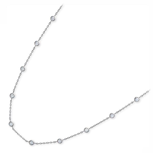 Sweet10Diamond プラチナ ネックレス ダイヤモンド 20代 30代 彼女 レディース 女性 誕生日プレゼント 記念日 ギフトラッピング スイートテンダイヤモンド