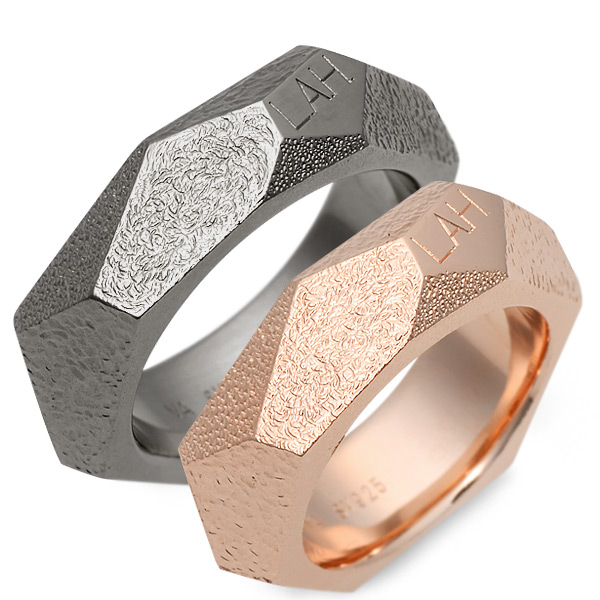 L.A.H. Vendome Aoyama シルバー ペアリング 婚約指輪 結婚指輪 エンゲージリング 20代 30代 彼女 彼氏 レディース メンズ カップル ペア 誕生日プレゼント 記念日 ギフトラッピング エル・エー・エイチ・ヴァンドームアオヤマ 送料無料 母の日 2020