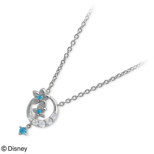 Disney Disney シルバー ネックレス 20代 30代 彼女 レディース 女性 誕生日プレゼント 記念日 ギフトラッピング ディズニー Disneyzone 送料無料 母の日 2020