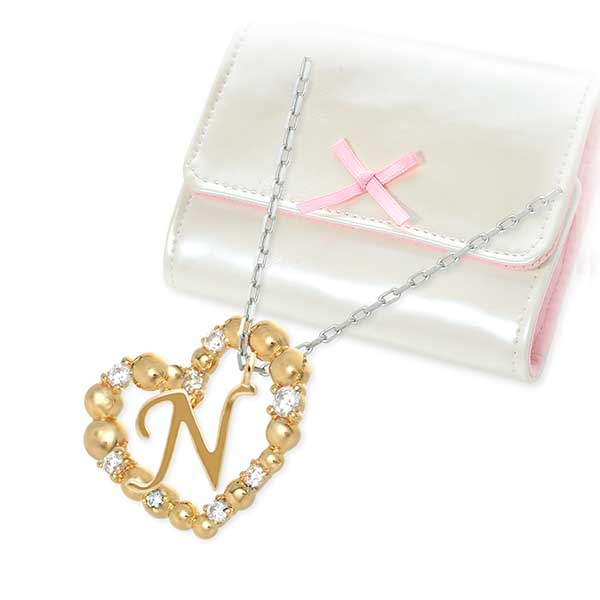 ダイヤモンド ネックレス シンプル LAZY SUSAN レイジースーザン シルバー  ホワイト 20代 30代 彼女 レディース 母の日 2020