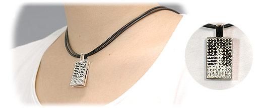 Crossten シルバー ネックレス ダイヤモンド 20代 30代 彼女 レディース 女性 誕生日プレゼント 記念日 ギフトラッピング クロステン