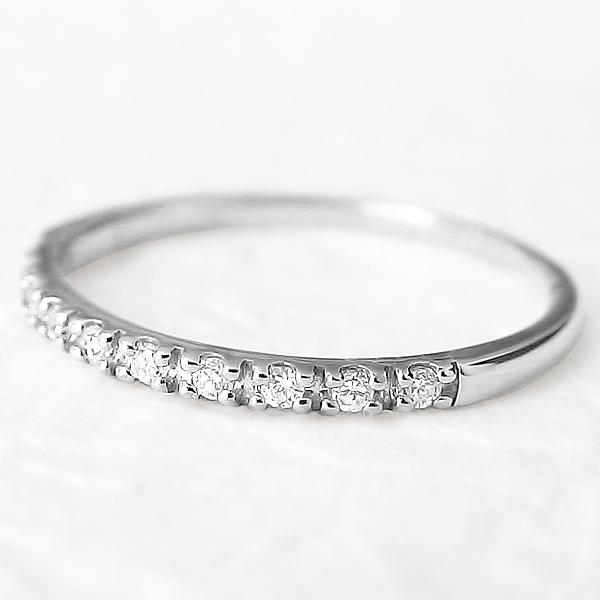 プラチナ900 指輪 ダイヤモンド エタニティリング Pt900 0.10ct 通販ショップ