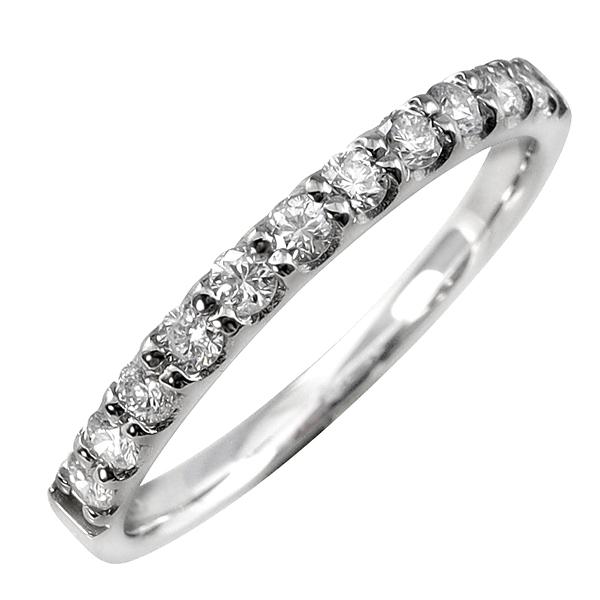 ダイヤモンドリング プラチナ 指輪 レディース Pt900 ダイヤモンド エタニティリング エタニティ ダイヤ 0.3ct 天然ダイヤ 婚約指輪 ブライダル 新生活 在宅 ファッション 結婚記念日