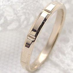 シンプルリング 18金 イエローゴールドK18 指輪 K18YG レディース ring 指輪 ギフト クリスマス プレゼント xmas