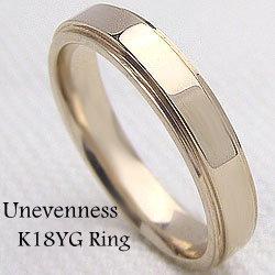 ピンキーリング イエローゴールドK18 K18YG オシャレアクセサリー ジュエリーショップ 誕生日プレゼント 指輪 贈り物 ギフト