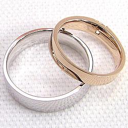 結婚指輪 ゴールド 一粒ダイヤモンドリング 0 2ct 平打ち ペアリング ピンクゴールドK10 ホワイトゴールドK10 マリッジリング 10金 2本セット ペア 文字入れ 刻印 可能 婚約 結婚式 ブライダル ウエディング ギフト 新生活 在宅 ファッションJc1T3FKl