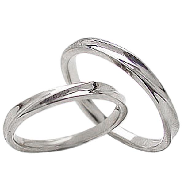 結婚指輪 ゴールド デザインリング ペアリング ホワイトゴールドK10 マリッジリング 10金 2本セット ペア 文字入れ 刻印 可能 婚約 結婚式 ブライダル ウエディング 新生活 在宅 ファッション 自粛