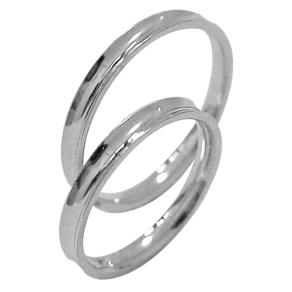 ペアリング プラチナ 結婚指輪 マリッジリング Pt900 刻印 文字入れ 可能 2本セット ペア 結婚式 婚約 ギフト 新生活 在宅 ファッション