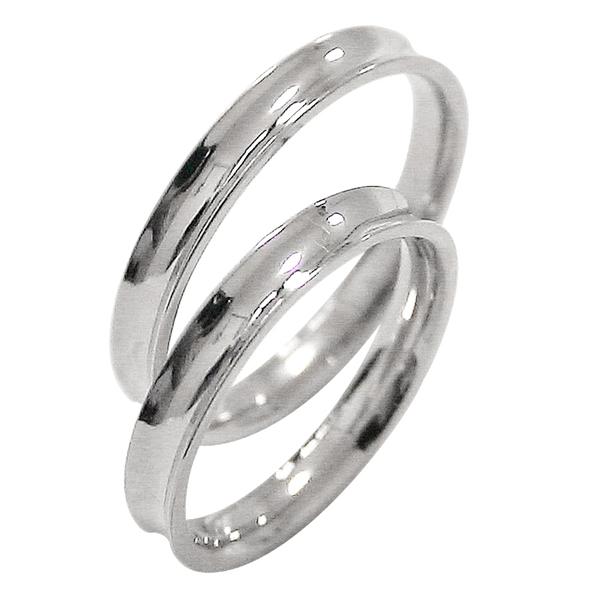 結婚指輪 プラチナ ペアリング マリッジリング Pt900 プラチナリング 指輪 ブライダルジュエリー ギフト 新生活 在宅 ファッション