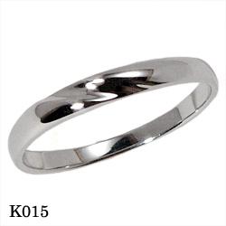 【割引クーポンが使える】 結婚指輪 プラチナ900 マリッジリング エトワ K015 【ポイント2倍 刻印無料 送料無料】