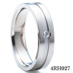 【割引クーポンが使える】 結婚指輪 K18ホワイトゴールド サファイア ダイヤモンド マリッジリング 4RH027 ロマンティックブルー  ホワイトゴールド結婚指輪 ペア結婚指輪 刻印無料結婚指輪 送料無料結婚指輪 シンプル結婚指輪 ブライダル結婚指輪
