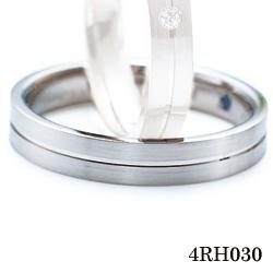 【割引クーポンが使える】 結婚指輪 K18ホワイトゴールド サファイア マリッジリング 4RH030 ロマンティックブルー  ホワイトゴールド結婚指輪 ペア結婚指輪 刻印無料結婚指輪 送料無料結婚指輪 シンプル結婚指輪 ブライダル結婚指輪