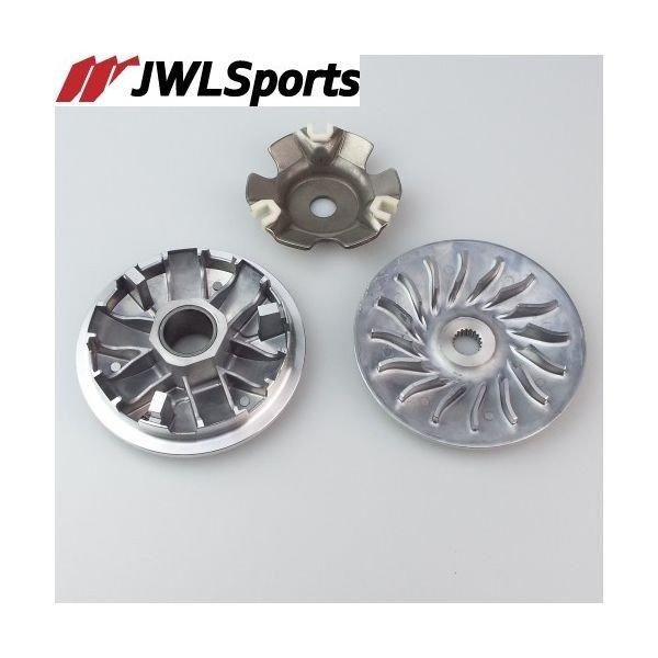 JWLSports KYMCO Racing125 ハイパーハイスピードプーリーキット