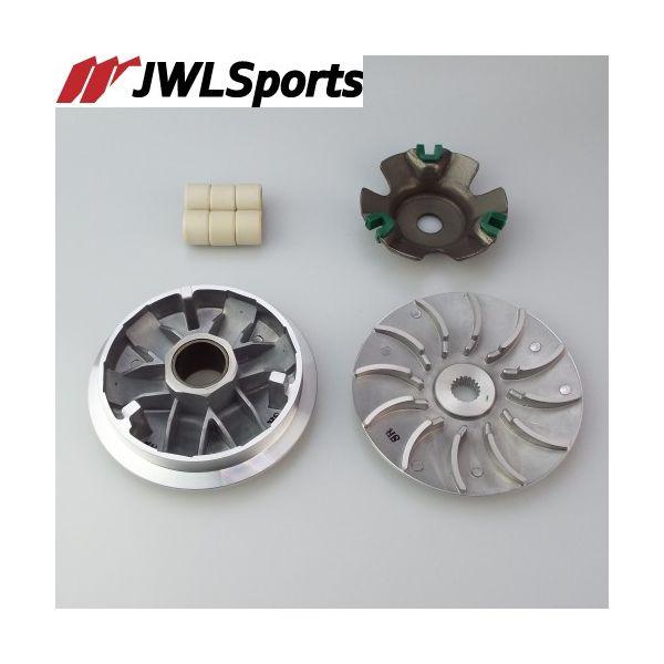 JWLSports KYMCO Racing125/レーシング125 ハイパーハイスピードプーリーキットTypeII