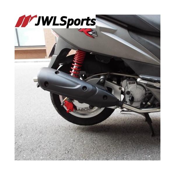 JWLSports PGO ティグラ / TIGRA ハイパーマフラー TypeN