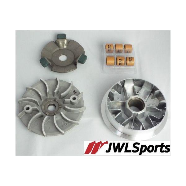 JWLSports SYM ComBiz 125 ハイパーハイスピードプーリーキット TypeII