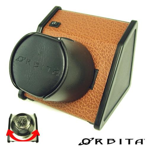 オービタ 【ORBITA】 振り子式ワインダー スパルタ オープン ブラウン