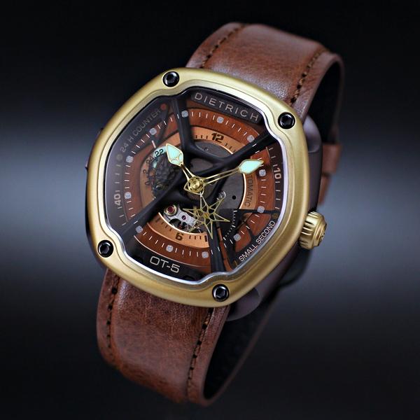 ディートリッヒは安心の正規販売店で DIETRICH オーガニックタイム-5 ORGANIC TIME-5 DROT005 正規輸入品