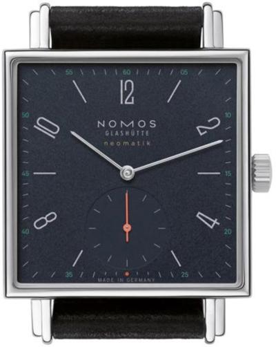 ノモスは安心の正規販売店で NOMOS テトラ ネオマティック TETRA neomatik ディープブルー 日本正規品 TT130011BL2