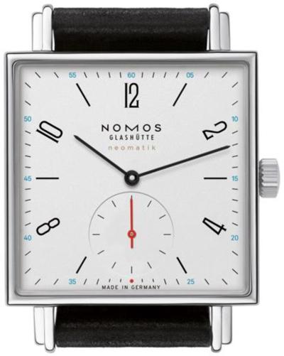 ノモスは安心の正規販売店で NOMOS テトラ ネオマティック TETRA neomatik ホワイト 正規輸入品 TT130011W2