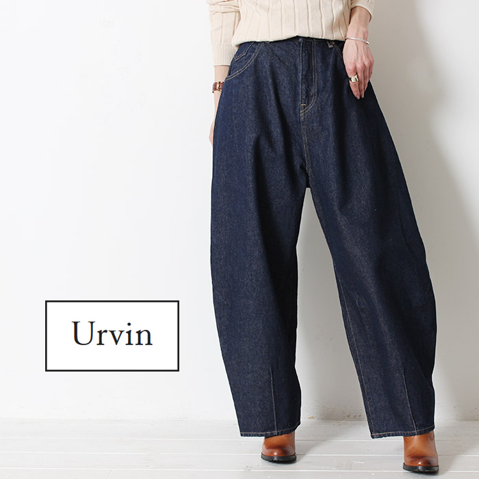 made in japan made in urvin irvin high rise denim balloon underwear jeans lot up148303 urvin by japan blue jeans balloon underwear lady s denim jeans