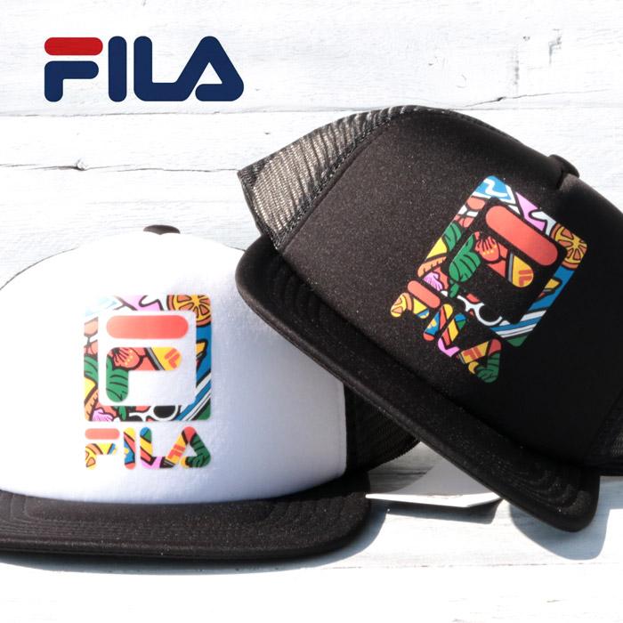 3611baec FILA HERITAGE SHETA Fila mesh cap cap hat theta collaboration  [Lot/195-113757 ...