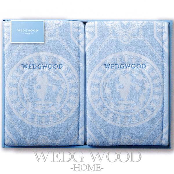 WEDGWOOD ウェッジウッド ジャスパー 合繊肌掛けふとん 2P <AE88100032> (プレゼント/ギフト/GIFT) のし 包装 ラッピング メッセージカード 無料