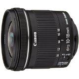 送料無料!Canon 超広角ズームレンズ EF-S10-18mm F4.5-5.6 IS STM APS-C対応 EF-S10-18ISSTM