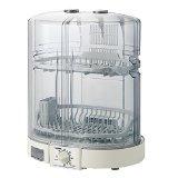 送料無料!象印 縦型食器乾燥機 80cmロング排水ホースつき EY-KB50-HA
