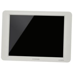 送料無料!センチュリー 8インチHDMIマルチモニター 「8inch plus one HDMI グレイッシュホワイト」 LCD-8000VH2W