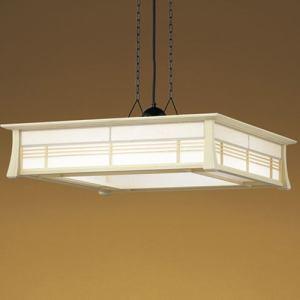 送料無料!コイズミ LEDペンダントライト 調光調色タイプ 和風 ~14畳 BP16771CK