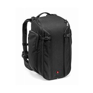 ブラック MP-BP-50BB カメラリュック 三脚取付・PC収納可 MB 送料無料!Manfrotto レインカバー付属 Professionalコレクション 17L