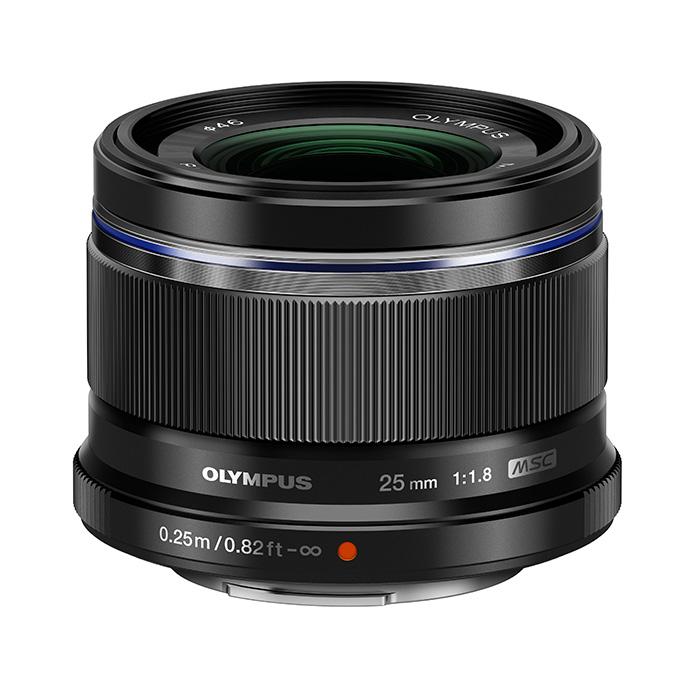 送料無料!OLYMPUS M.ZUIKO DIGITAL 25mm F1.8 ブラック マイクロフォーサーズ用 単焦点レンズ