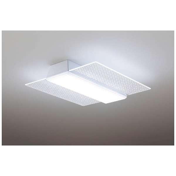 送料無料!パナソニック LEDシーリングライト 角型パネル 調光・調色タイプ 和紋様柄(胡麻) ~8畳 HH-CC0886A