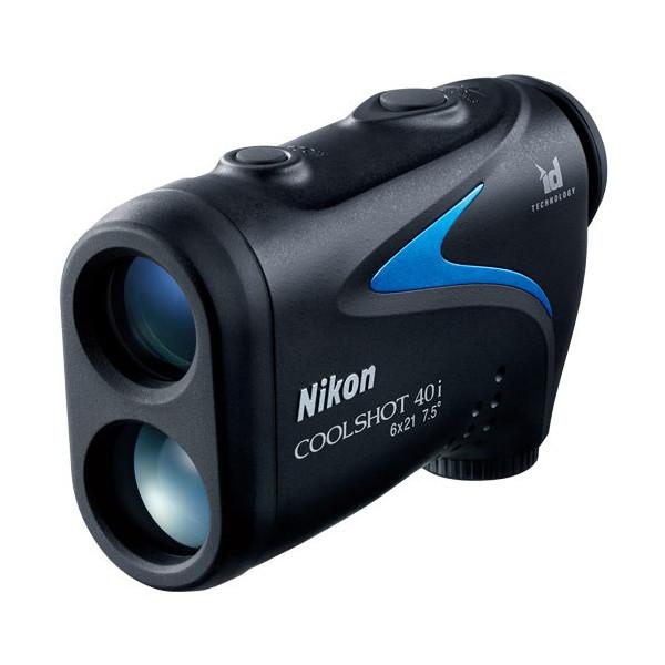 送料無料!Nikon 携帯型レーザー距離計 COOLSHOT 40i LCS40I
