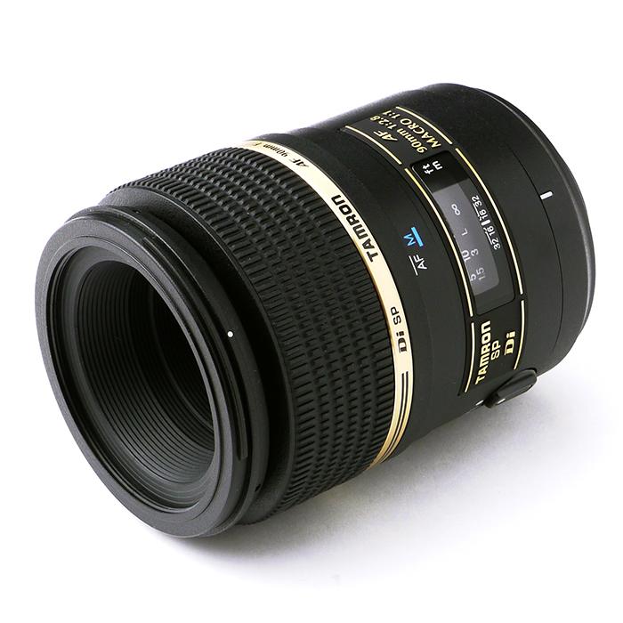 送料無料!TAMRON 単焦点マクロレンズ SP AF90mm F2.8 Di MACRO 1:1 ニコン用 フルサイズ対応 272ENII