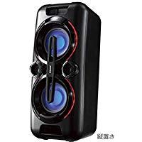 送料無料!東芝 Bluetooth対応パーティースピーカー(ブラック) TOSHIBA TY-ASC60-K