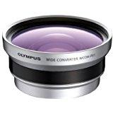 送料無料!OLYMPUS ワイドコンバーターM.ZUIKO DIGITAL 14-42mm F3.5-5.6II R用 WCON-P01