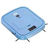 送料無料!エックスロボット ロボット掃除機 SLIMINI(スリミニ) ブルー X3/L