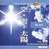 送料無料!MIXA IMAGE LIBRARY Vol.90 空・雲・太陽