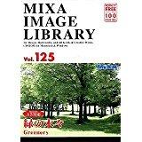 送料無料!MIXA IMAGE LIBRARY Vol.125 緑の木々