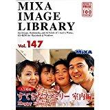 送料無料!MIXA IMAGE LIBRARY Vol.147 すてきなファミリー 室内編
