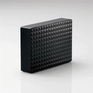 送料無料!エレコム SGD-MY040UBK 3.5インチHDD MY 4TB ブラック
